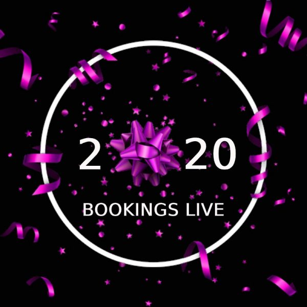 Plassey Bookings 2020