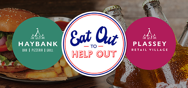 Eat Out To Help Out Plassey Holiday Park